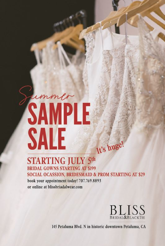 SAMPLE SALE & Clearance Event