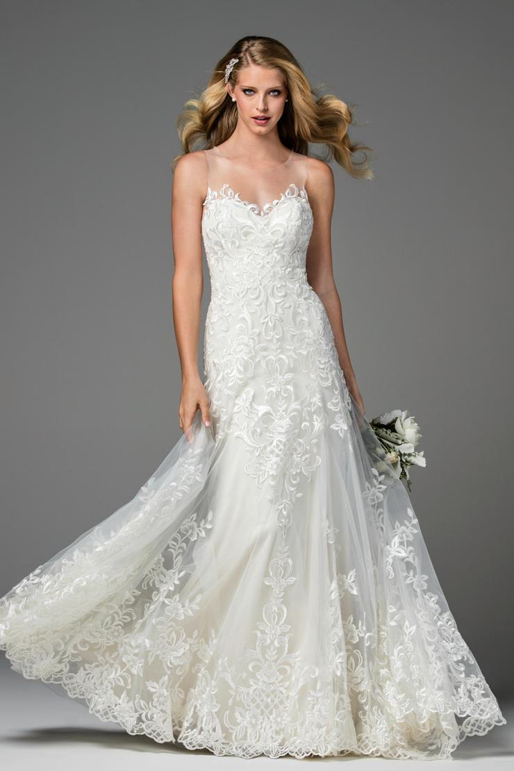 Watters Style #2074B Dame Image